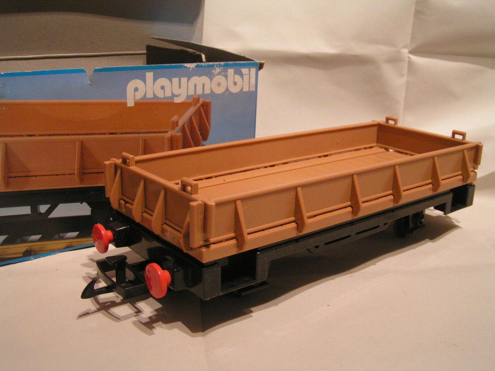 PLAYMOBIL - Compatible LGB  -  PLAT ref. 4104    A BORDS BAS