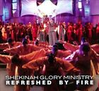 Refreshed by Fire [Digipak] by Shekinah Glory Ministry (CD, Sep-2010, 2 Discs, Kingdom Records)