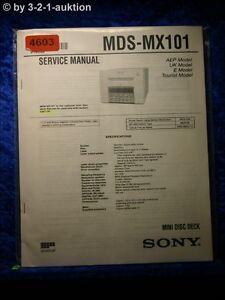 Sony-Service-Manual-MDS-MX101-Mini-Disc-Deck-4603