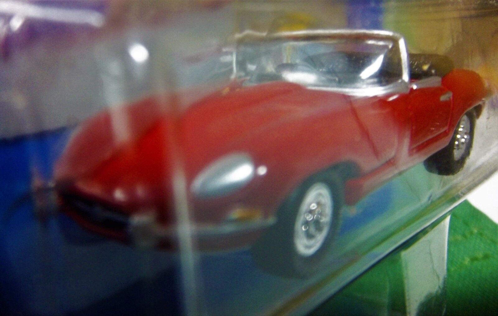 62 JAGUAR RED XKE WHITE LIGHTNING RARE WHITE LETTER TIRE,CHASSIS 1962 XKE JAGUAR