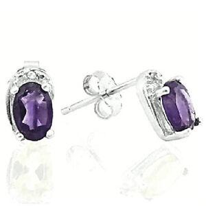 Ohrringe-Ohrstecker-Debbie-925er-Silber-0-912-Kt-echter-Amethyst-Diamant