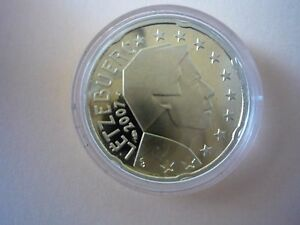 20 CENTS EURO BE/PP LUXEMBOURG 2008