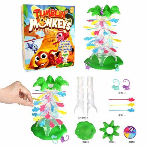 Falling Tumbling Monkey Family Toy Climbing Board Game Kids Adults Toys Gift UK