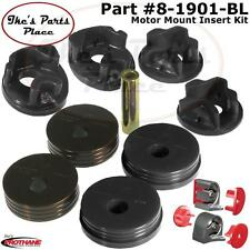 Prothane 8-505-BL Black Right Upper Transmission Mount Insert Kit