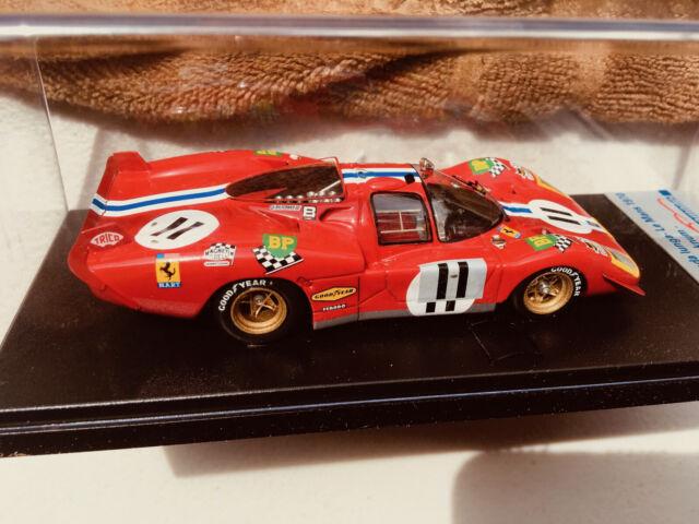 24h Le Mans Ickx//Schetty 1970 1:18 CMR Ferrari 512S Long Tail #5