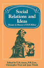 Social Relations and Ideas: Essays in Honour of R. H. Hilton by Cambridge University Press (Paperback, 2009)