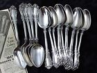 "BERKSHIRE 1847 ROGERS NOUVEAU 1897 PLACE OVAL SOUP SPOON 7 ¼""- PRICE PER PIECE"