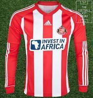 Sunderland Home Shirt - Official Adidas Safc Football Jersey - X-large / 2xl