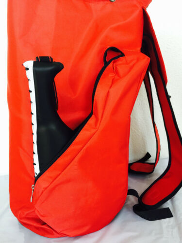 Taekwondo Karate Martial Arts Nylon backpack style sparring gear Bag