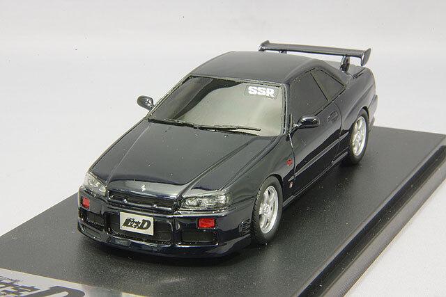 1 43 Hi-Story GICO modelers Nissan Skyline 25GT Turbo ER34 initial D junro kawai