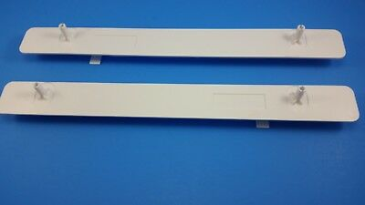 W10345367 W10345368 Whirlpool Refrigerator Freezer Shelf Supports; E4-4c Refrigerators & Freezers Parts & Accessories
