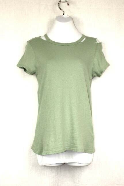 PAM & GELA T-Shirt Size P  Distressed  Mint  Retail