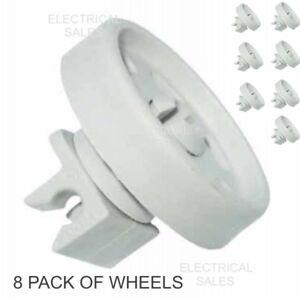 Electrolux Zanussi Lave-vaisselle Panier inférieur Roues x 8L