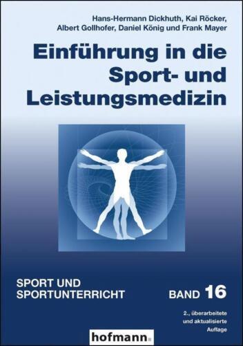 1 von 1 - Einführung in die Sport- und Leistungsmedizin - 9783778084625 PORTOFREI