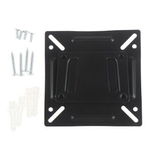 14-24inch-Flat-Panel-LCD-TV-Screen-Monitor-Wall-Mount-Bracket-SL