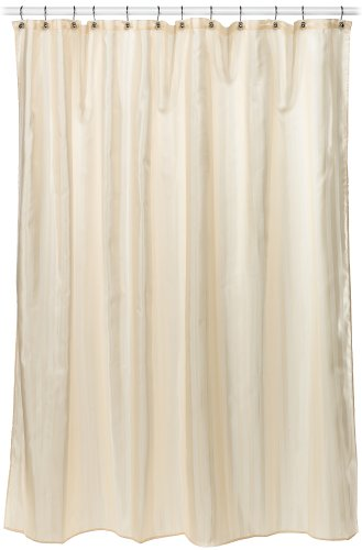 Wamsutta Fabric Shower Curtain Liner Linen 70x 72
