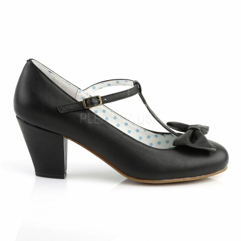 Pin Pin Pin Up Couture Pumps WIGGLE-50 black Pin Up Couture Pumps WIGGLE-50 black 887bef