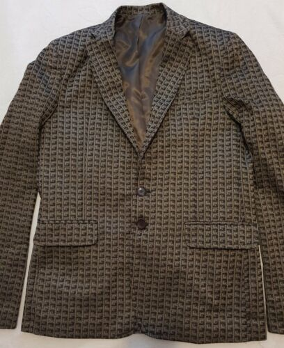 Talla Xagon Americana Man Jacket Blazer 52 Chaqueta AAXTwq0