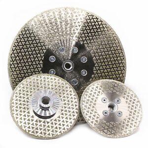 Diamant-Trennscheibe-Schleifscheibe-115-125-230-mm-M14-galvanisch-Naturstein