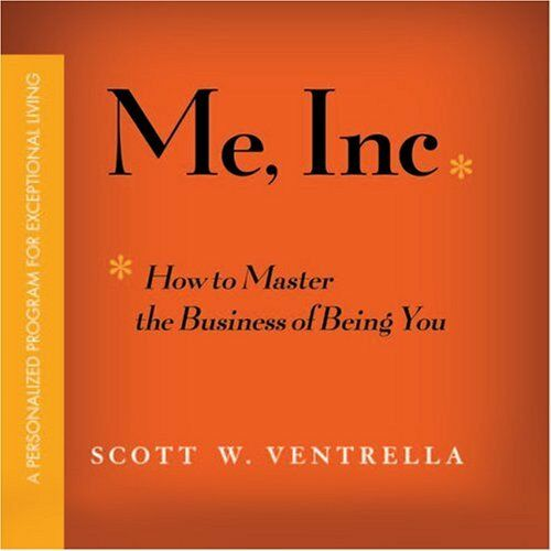 RARE 4 CD Me, Inc : How to Master the Business of Being You