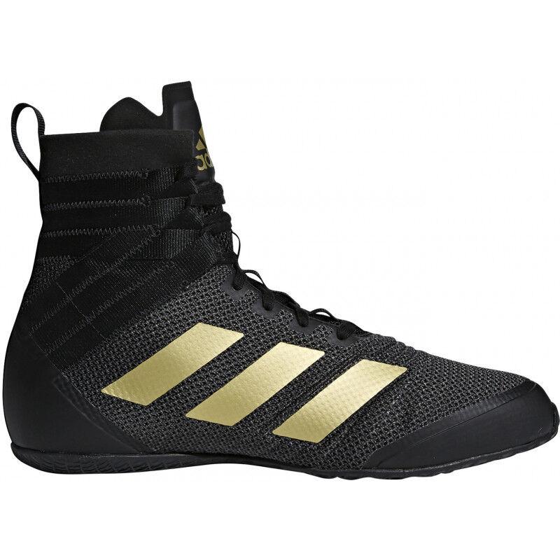 Mens Adidas Speedex 18 Boxing shoes - Black
