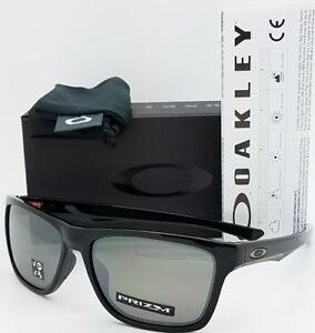 6a56bf86cf Image is loading NEW-Oakley-Holston-sunglasses-Black-Prizm-Black-Polarized-