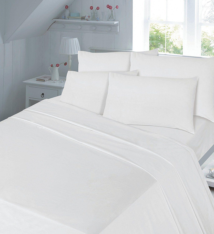 Set in copripiumino percalle 180 filettato in Set Policotone QUILT COVER Qualità Hotel T180 f3c121