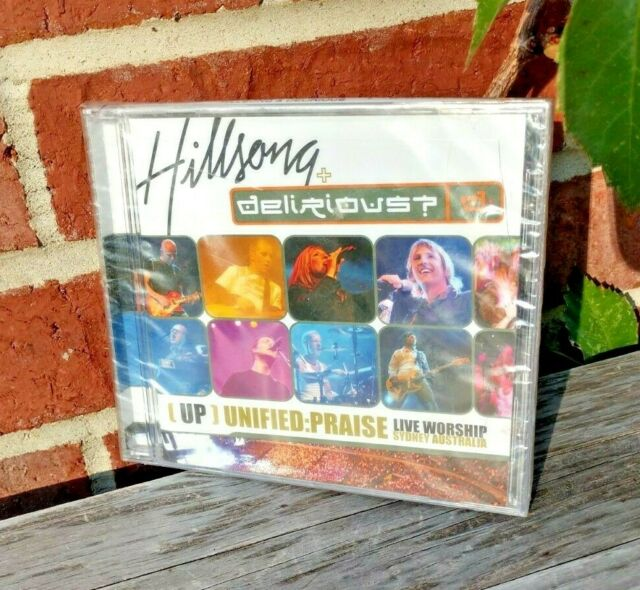 Sealed!  Delirious and Hillsong CD (UP) UNIFIED: PRAISE LIVE WORSHIP, AUSTRALIA