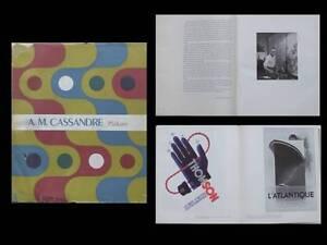 Cassandre, Plakate - Affiches - 1948 - Maximilien Vox Performance Fiable