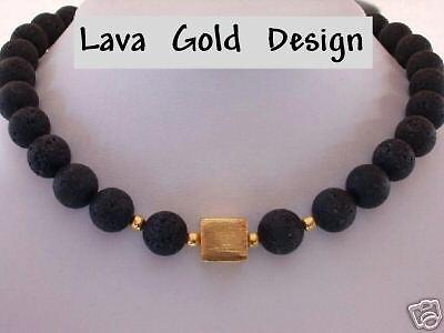 Lava cadena Collier goldstein cadena collar cuello joyas señora elegante 84