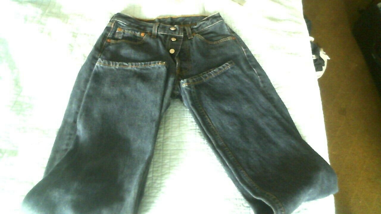 levis 501 made in usa vintage - image 1