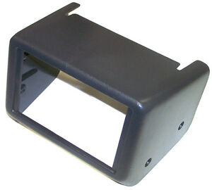 mazda b2200 b2000 b2600 new under dash radio box gray. Black Bedroom Furniture Sets. Home Design Ideas