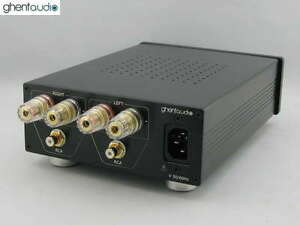 ghentaudio-ASX125-SR-B-w-pre-made-wires-DIY-Case-Kit-for-ICEpower-125ASX2