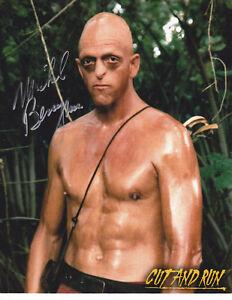 Michael Berryman - Cut and Run signed photo   eBay