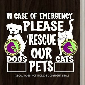 how to call pet emergency