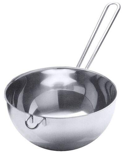Contacto Wasserbadschüssel Edelstahl 20 cm für Töpfe 24-28 cm NEU Schüssel 2 l