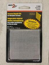 "Coghlan/'s Screen Patches Self-Adhesive Tent Repair Kit 3-Count 5/""x6.5/"" 3-Pack"