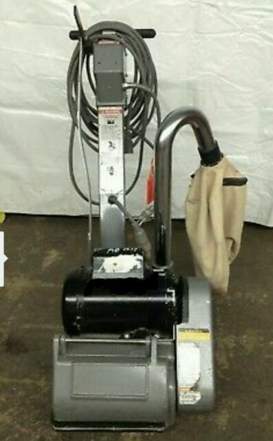 Bona Super 8 Hardwood Floor Sander For Sale Online Ebay