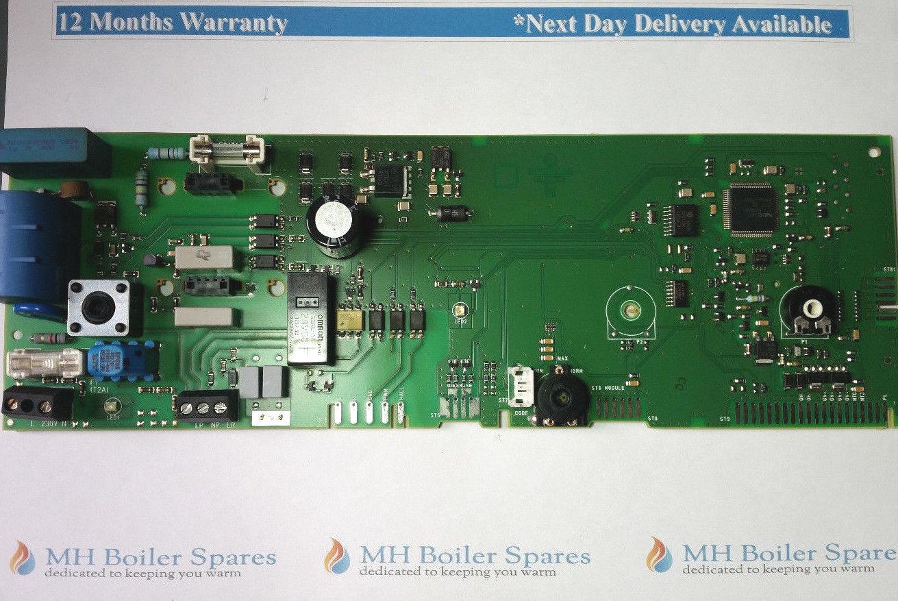Worcester Greenstar 15ri Printed Circuit Board PCB 87483008550
