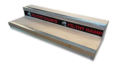 Filthy skateboard ramps Fingerboard Dirty Sanchez fun box blackriver Ramps