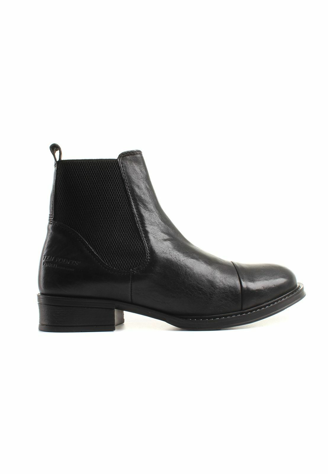 Chelsea leather boots  ten points