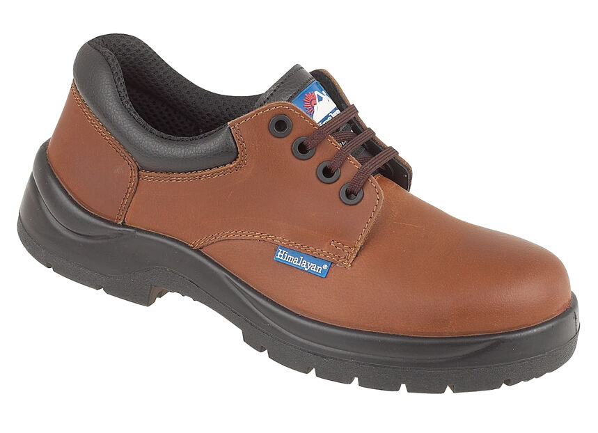 Himalayan 5118 S3 SRC Braun HyGrip Metal Free Composite Toe Cap Safety Schuhes PPE