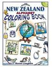New Zealand Alphabet Coloring Book by David Laughlin (Paperback / softback, 2015)