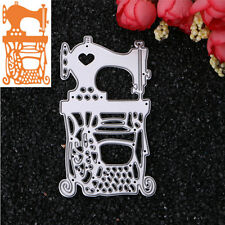DIY Sewing Machine Cutting Dies Metal Stencils Scrapbook Photo Album Paper Cards