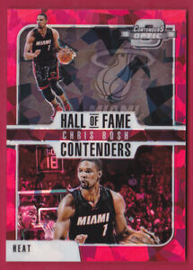 2018-19-Contenders-Optic-Hall-of-Fame-Contenders-ed-Cracked-Ice-15-Chris-Bosh