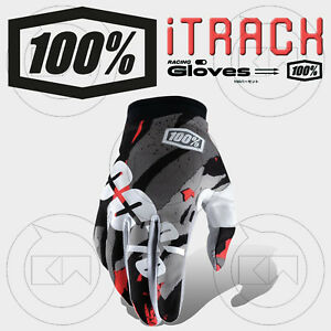 GUANTI-100-ITRACK-MX-MAGEMO-ADULTO-MOTOCROSS-ENDURO-OFF-ROAD-ATV-MTB