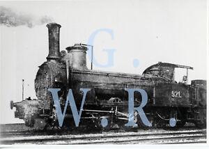 Baryt Dampflok Foto - SB Serie 33 Lok.Nr. 921