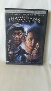 The-Shawshank-Redemption-DVD-2004-2-Disc-Set-Special-Edition