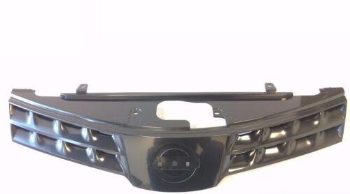 Nuevo centro superior delantero Nissan Note superior Capó Rejilla Negro Brillante De 2006-2009