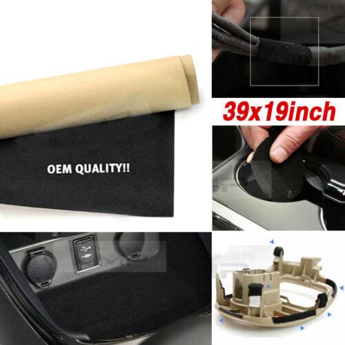"Car Studio Acoustic Sound Proofing Noise Reduction Tape 39/""x19/"" for PANOZ Car"